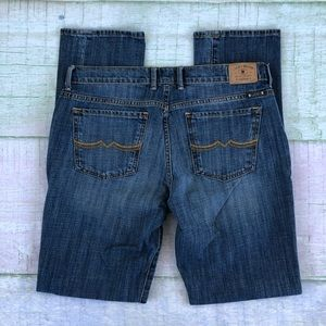 Lucky Brand Sweet N Straight Blue Jeans 8/29 Reg